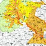 茨城県の揺れやすさマップと耐震診断助成制度