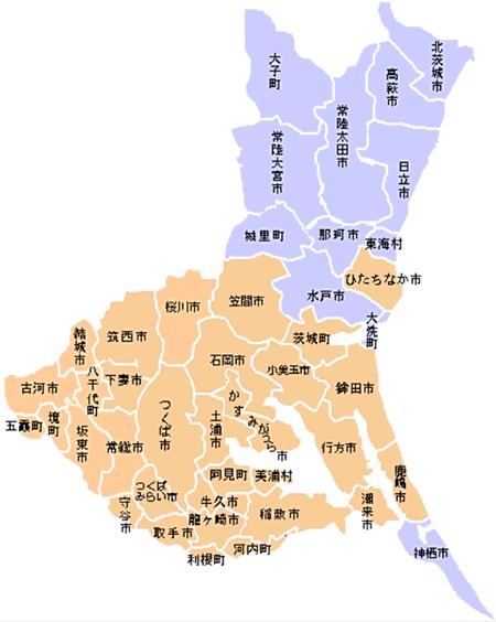茨城県地震予測